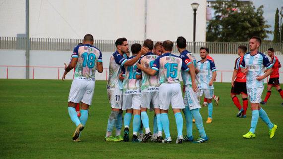 El Cartaya cosecha un empate insuficiente (1-1) ante el Atlético Algabeño en la División de Honor Andaluza