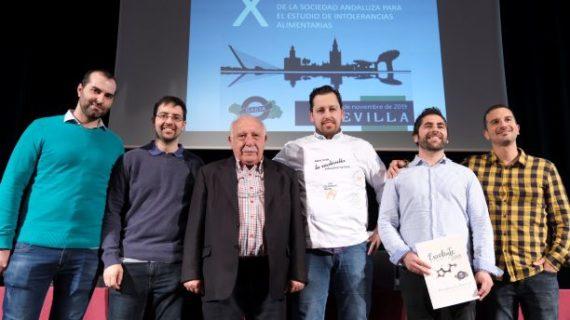Una panadería de Aracena, premio a la calidad en el Congreso de Intolerancias Alimentarias