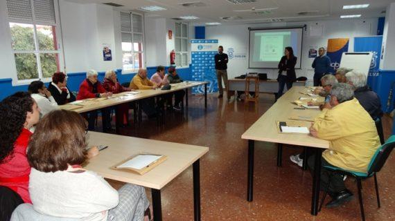 La Escuela de Participación Ciudadana aborda el Cambio Climático y el Reciclaje