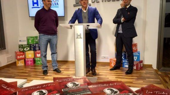 El cantautor Nicolás Capelo inaugura este viernes 'Las tardes del Foro' con un concierto de su nuevo disco De Tangos y Boleros