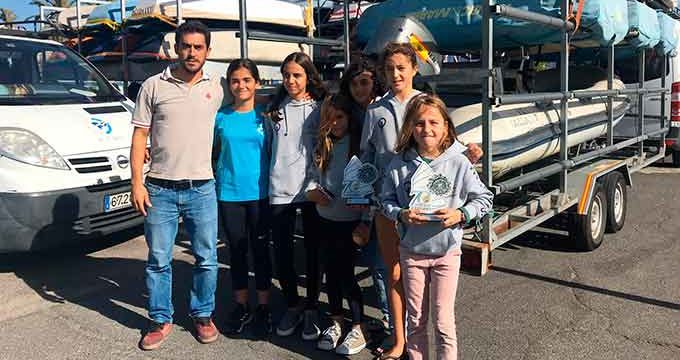 Adriana Serra, Mar Infante y Begoña Cañizares suman nuevos éxitos para el Real Club Marítimo y Tenis de Punta Umbría