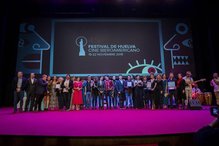 La hispano peruana 'Canción sin nombre' gana el Colón de Oro de la 45 edición del Festival de Huelva
