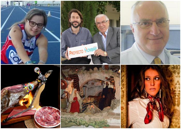 Blanca Betanzos, Antonio Núñez, Proyecto Hombre, La Jabugueña, el Belén Viviente de Beas y Argentina, Medallas de Oro de la Provincia 2019