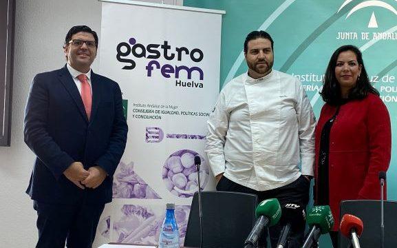 El IAM en Huelva visibiliza el papel de las mujeres en el mundo de la alta cocina con la celebración de GastroFEM