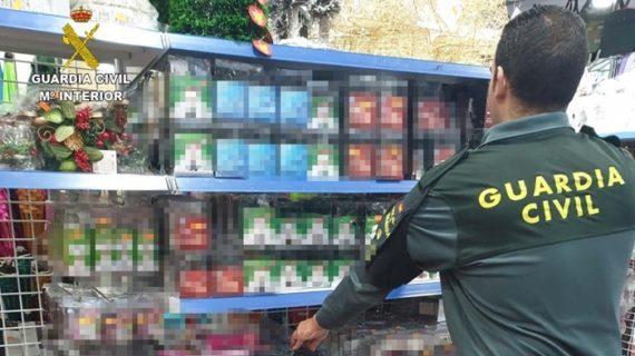 Detenido un varón tras robar en tres viviendas de Minas de Riotinto