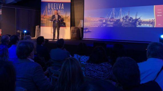 Huelva presenta en Málaga y Madrid su oferta como destino de turismo de congresos y eventos