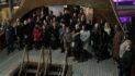 La Nao Santa María, escenario en Washington de la presentación de Huelva como destino turístico