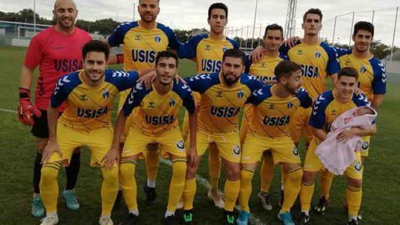 Empate (1-1) en el derbi Atlético Onubense-Isla Cristina, adelanto al sábado de la jornada 14 en la División de Honor Andaluza