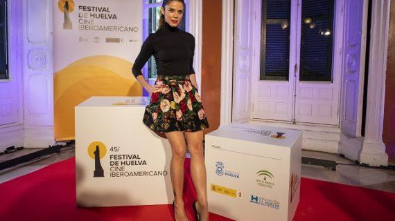 Juana Acosta: 'Respeto mucho al Festival de Huelva por darle voz al cine increíble que se está haciendo Iberoamérica'