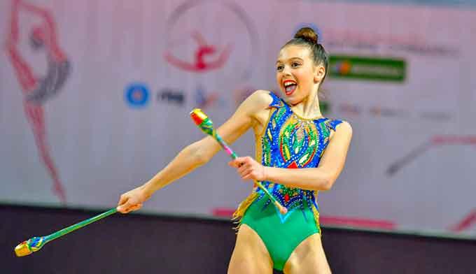 El GR Huelva se refuerza con la bielorrusa Anastasia Salos para la final de la Liga Iberdrola