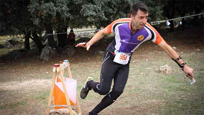 El deporte de la orientación será protagonista durante el fin de semana en Fuenteheridos.