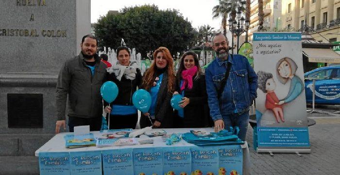La Asociación Alcores reivindica en el Día de La Infancia el derecho de los niños a crecer en familia