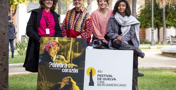 La mujer, protagonista en la Sección Oficial del Festival de Huelva con 'Pólvora en el corazón'