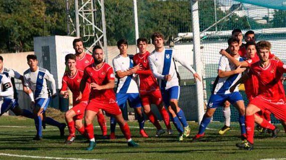 El derbi Atlético Onubense-Isla Cristina abre este sábado la jornada 14 en la División de Honor Andaluza