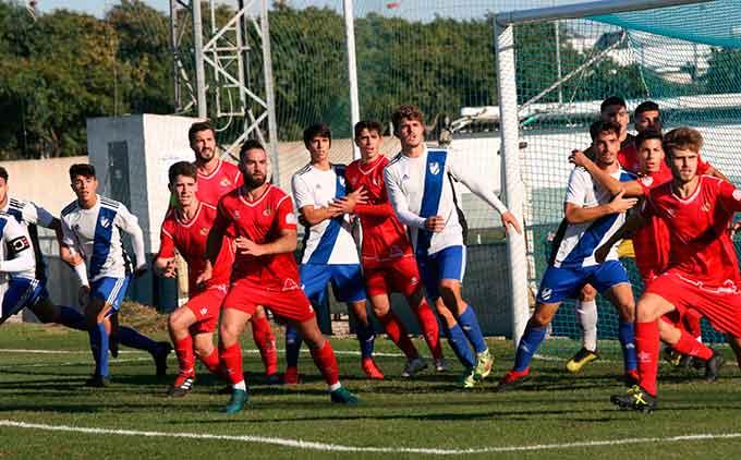 El Atlético Onubense recibe este domingo a la UP Viso.