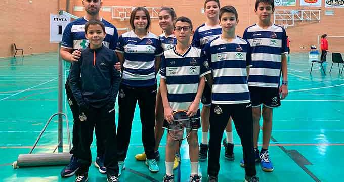 Los más pequeños del IES La Orden, clasificados para la semifinal de la Liga 'Se Busca Campeón' de bádminton