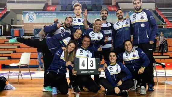 El Recre IES La Orden se trabaja una victoria de campeón ante un buen CB Oviedo (4-3)