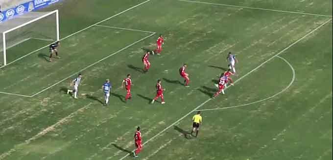 El Recreativo amaga, no pega y se tiene que conformar con un empate ante el Real Murcia (0-0)
