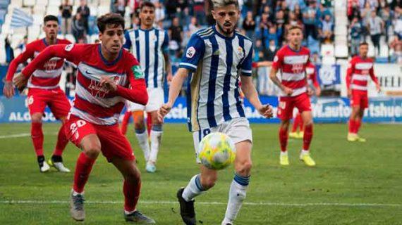 El Recre más necesitado de la temporada sólo tiene como objetivo ganar este domingo al Real Murcia