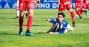 Un Recre en caida libre necesita ganar al Badajoz para encontrar el camino que le aúpe en la tabla. / Foto: @recreoficial / P. Sayago.