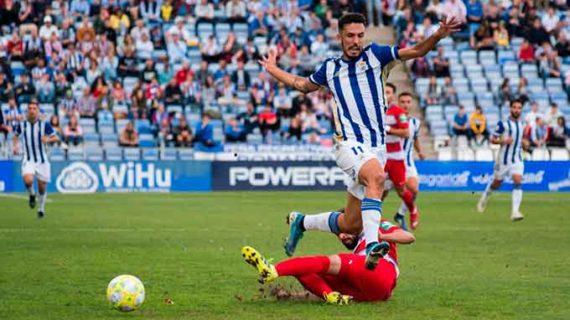 Las urgencias obligan al Recreativo de Huelva a ganar este sábado al Villarrubia para romper su mala racha