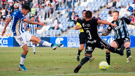 El Recre no admite demoras en su reacción y se obliga a ganar este domingo (17:00) al filial del Granada