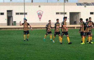 El San Roque quiere los tres puntos de su partido en Utrera de este domingo. / Foto: San Roque.