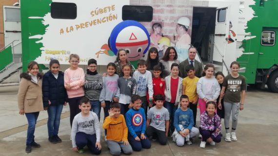 Aulabus recorrerá la provincia onubense para introducir la cultura preventiva en las escuelas