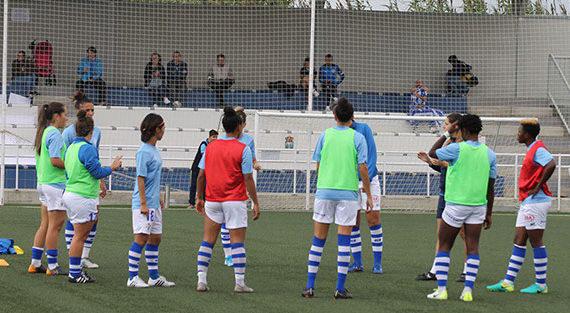 El Sporting de Huelva regresa este martes a los entrenamientos en otra semana de parón liguero