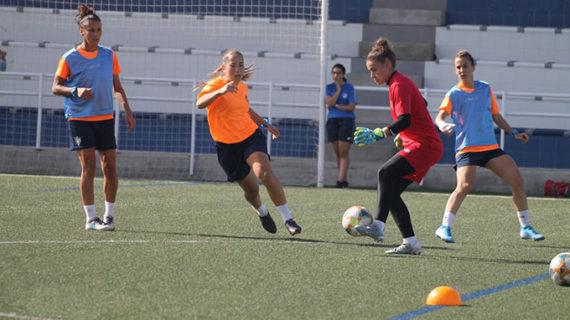 El Sporting Huelva más necesitado recibe este domingo en Rociana al Valencia Féminas (13:00)