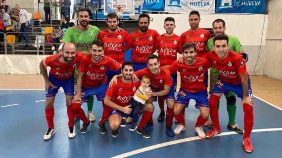 El CD Villalba FS mantiene su velocidad de crucero en la Tercera División de fútbol sala y vence en Benalup (1-6)