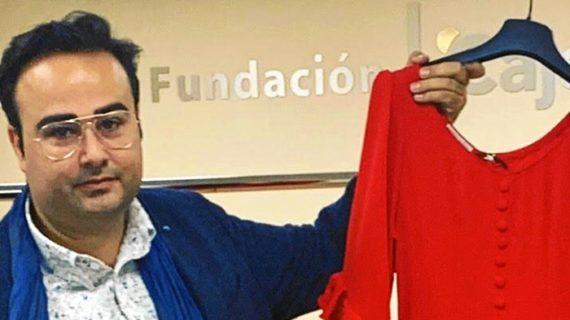 El diseñador onubense Alberto Vicente, uno de los ganadores del concurso 'Emprende Lunares'