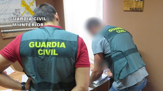 La Guardia Civil concluye la investigación de la listerioris con seis detenidos y dos investigados