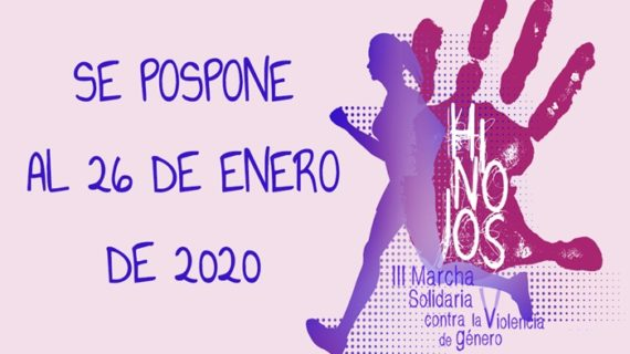 La III Marcha Solidaria Contra la Violencia de Género de Hinojos se celebrará en enero