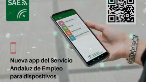 El Servicio Andaluz de Empleo ya permite renovar la demanda desde el móvil