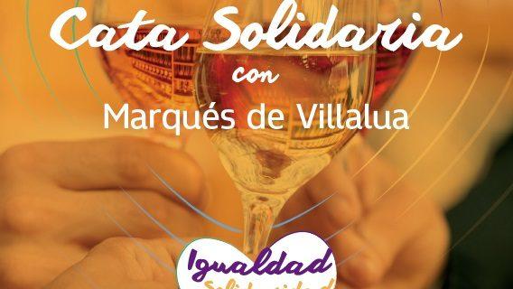 Andaluces Compartiendo y la Fundación Cajasol organizan hoy una de sus Catas Solidarias