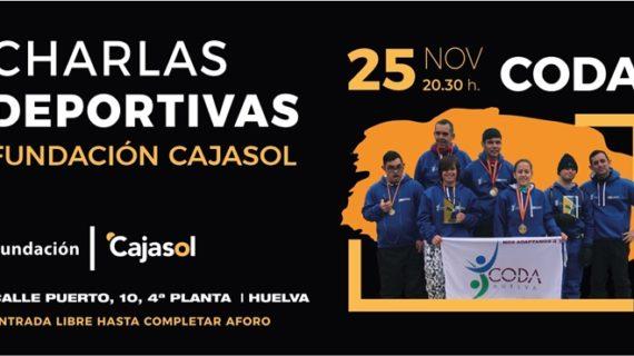 El deporte adaptado, protagonista en la clausura de las charlas deportivas de la Fundación Cajasol