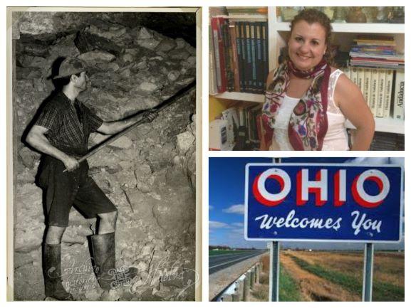 La historiadora Nieves Verdugo indaga en la vida de los mineros onubenses que emigraron a Estados Unidos a inicios del siglo XX