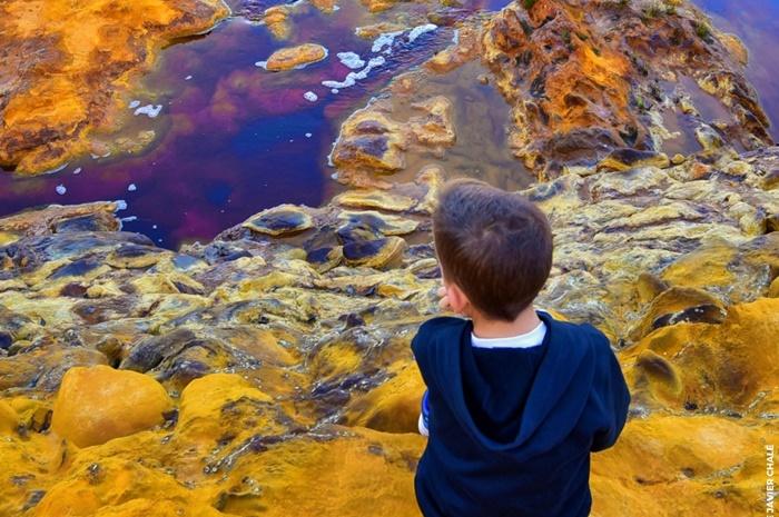 La Mancomunidad del Condado convoca un concurso de fotografía sobre el río Tinto