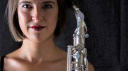 La paternina Mari Ángeles del Valle, semifinalista en el Concurso de Adolphe Sax de la ciudad belga de Dinant