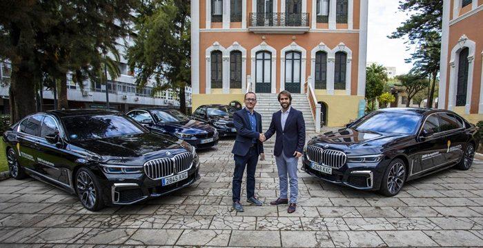 El Festival de Cine de Huelva contará con una flota de vehículos híbridos cortesía de Autogotransa