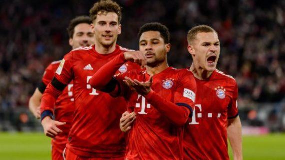 La Bundesliga alemana, una de las competiciones con nivel más alto