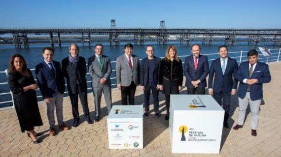 El Puerto de Huelva se convierte en patrocinador oficial del Festival