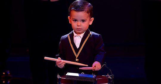 El pequeño Hugo logra el pase de oro a la final de Got Talent