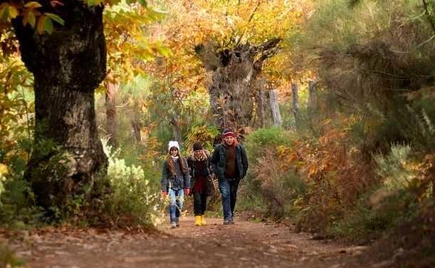"""National Geografic vuelve a recomendar visitar la Sierra de Aracena como la """"escapada de la semana"""""""
