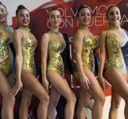 El Club Rítmico Colombino acude al Euskalgym, toda una gran fiesta mundial de la gimnasia