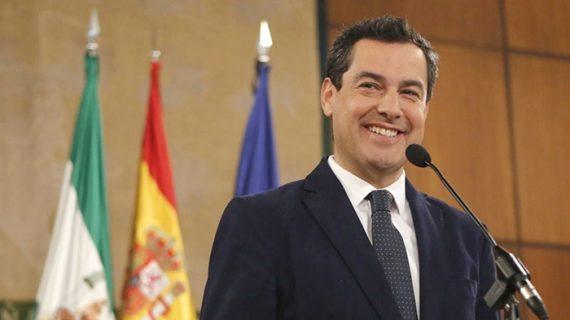 El presidente del Gobierno de Andalucía ofrecerá su mensaje de Navidad desde Cumbres de Enmedio