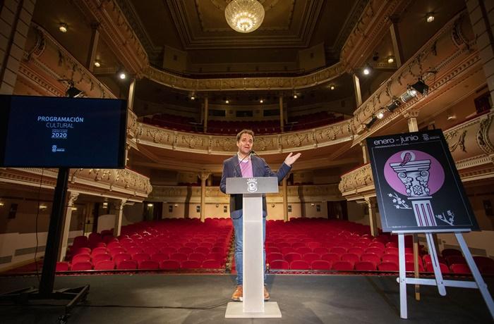 Los grandes musicales vuelven a Huelva en la programación cultural del primer semestre de 2020
