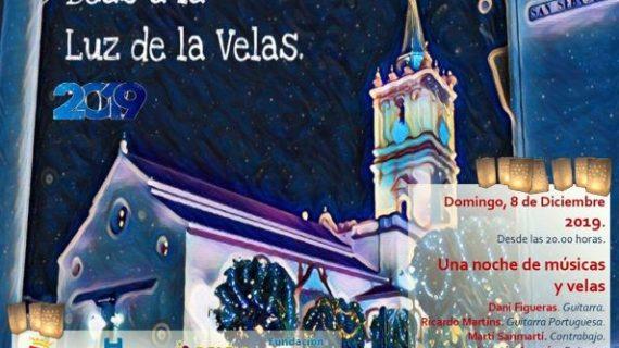Beas vive con intensidad la Navidad durante el puente con un taller 'Masterchef' y una noche de música y velas