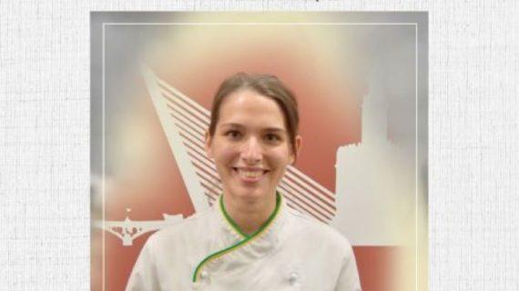 La moguereña María Amador opta al III Concurso 'Comparte tu Talento' de Madrid Fusión